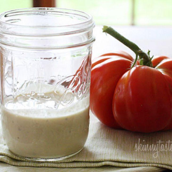 Skinny Caesar Dressing Recipe | Recipes I wanna try! | Pinterest