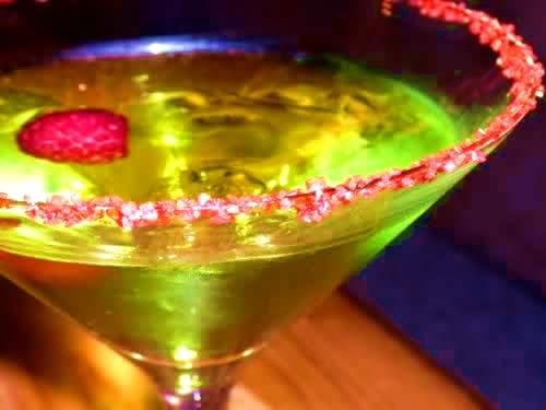 The quot grinch cocktail quot cocktails pinterest