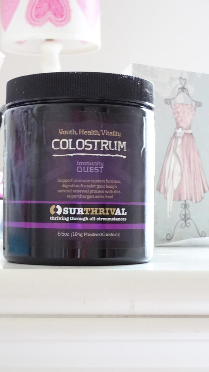 #Surthrival #Colostrum #Happy #Healthy #Wealthy #Wise #realfood #wholefoods