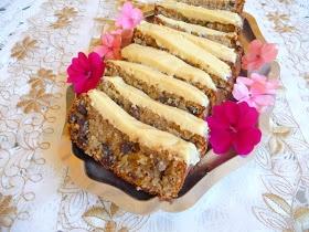 SPLENDID LOW-CARBING BY JENNIFER ELOFF: CREAM CHEESE CAKE BARS