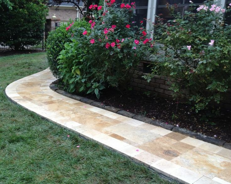 Patios And Walkways Landscaping Pinterest