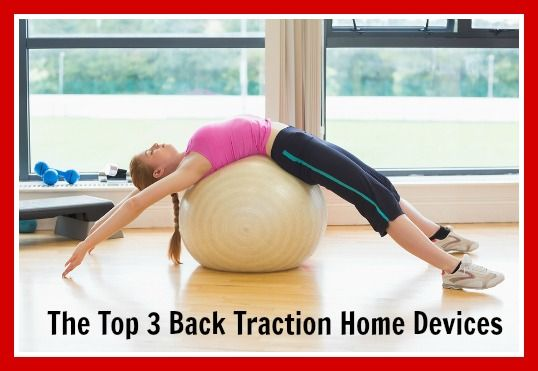 traction machine for back