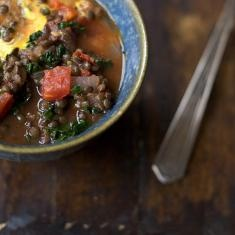 Lively Up Yourself Lentil Soup Recipe | Soup - Chili -Chowder | Pinte ...
