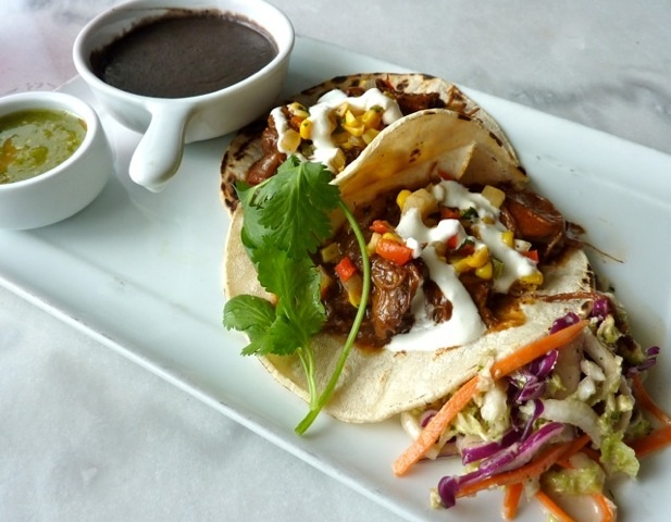 Sweet and Spicy Short Rib Tacos | Recipe