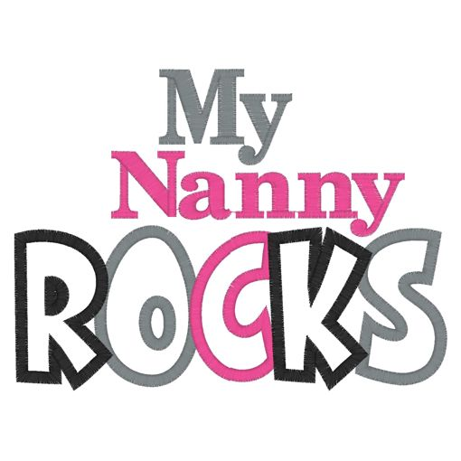 I Love You Nanny Quotes : stitchontime Hearts and crafts - Embroidery and applique ...