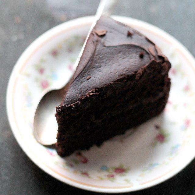 Black Magic Chocolate Cake Recipe #chocolate #cake #recipe