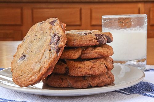 The All American Classic Jumbo Chocolate Chip Cookie | Recipe