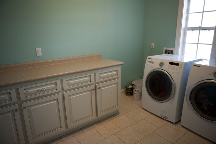 Laundry room paint color for the home pinterest - Paint colors for laundry room ...