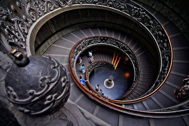 double-helix by nacaseven, via Flickr