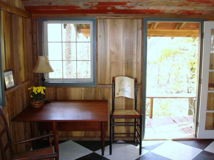 Cool Interior Of Small Cabin Small House Large Life