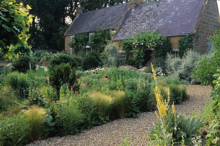 Backyard Farmers And Home Gardeners : Cottage Gardens