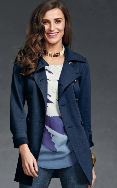 CAbi- gotta have something blue this Fall!