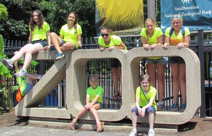 washington dc zoo memorial day