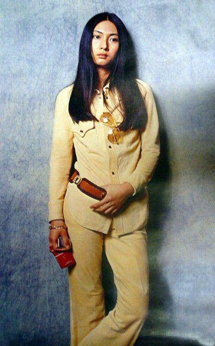 Meiko Kaji, c. 1970s. | Film : Actresses | Pinterest