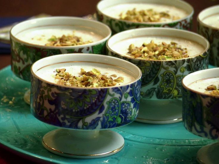 Indian Rice Pudding Recipe : Aarti Sequeira : Food Network ...
