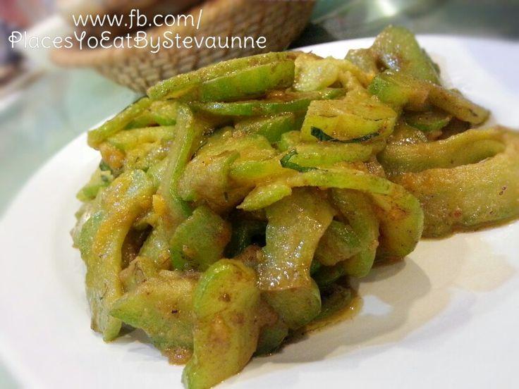 Stir-Fried Luffa Gourds With Eggs Recipes — Dishmaps