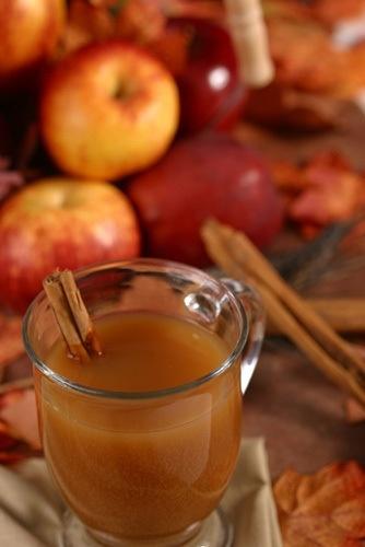 Hot apple cider. | Harvest Celebration - New Beginning | Pinterest