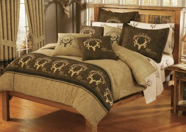 Cabela's: Bone Collector™ Brotherhood Sheet Sets