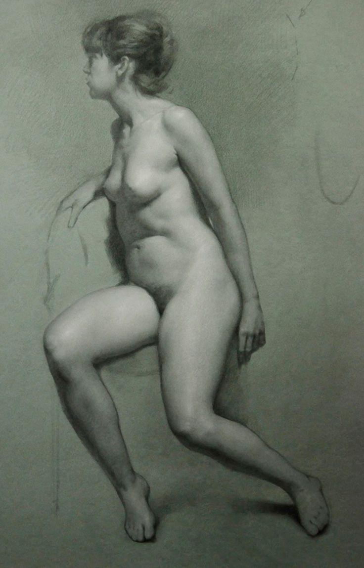 Female nude pencile fucks photo