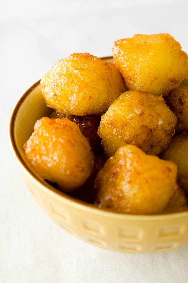 Gulab Jamun – Indian Syrup-Soaked Donut Holes | Recipe