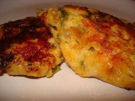 Potato And Kale Cakes With Rouille Recipes — Dishmaps