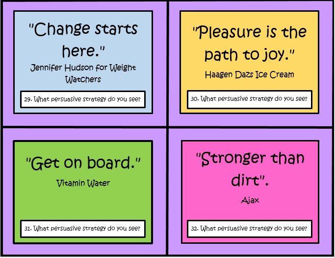 persuasive term paper