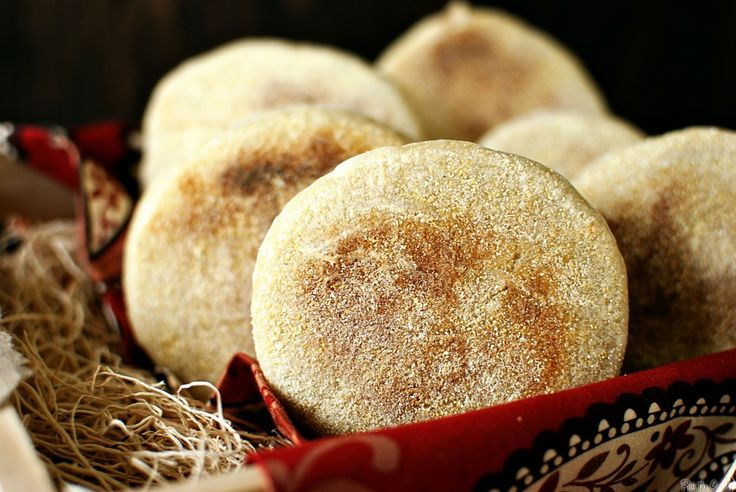 Homemade English Muffins | Cooking: the basics | Pinterest