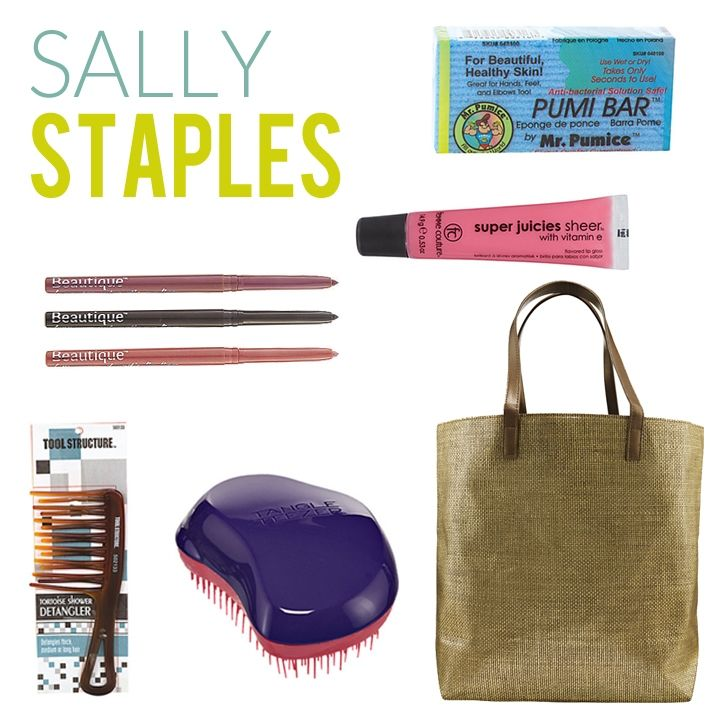 Sally Must-Haves (+ Gift Card Giveaway!) | whoorl http://bit.ly/1odPMIY  #ad #SallySummerBeauty @sallybeauty