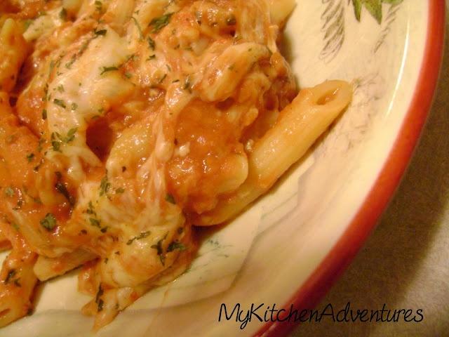 Skillet Baked Ziti | Recipes | Pinterest
