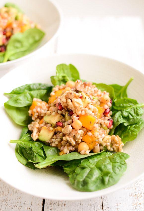 Vitamin Boost Salad by Scadi foodie!