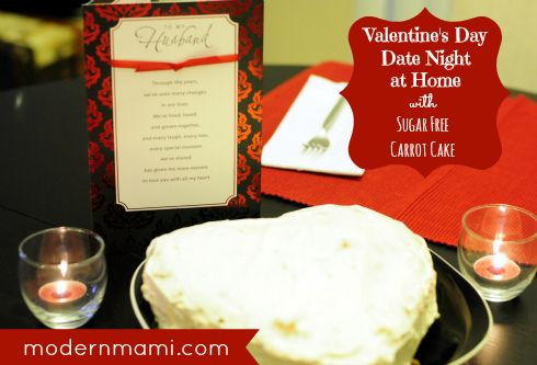 valentine day at home ideas