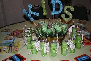 Kids Table Wedding Ideas Pinterest