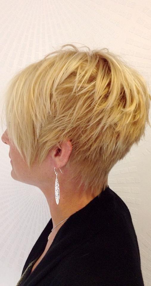 Edgy pixie! | short haircut | Pinterest