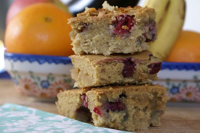 Lysa's kitchen : Cranberry & Orange Loaf | Vegan Heaven | Pinterest