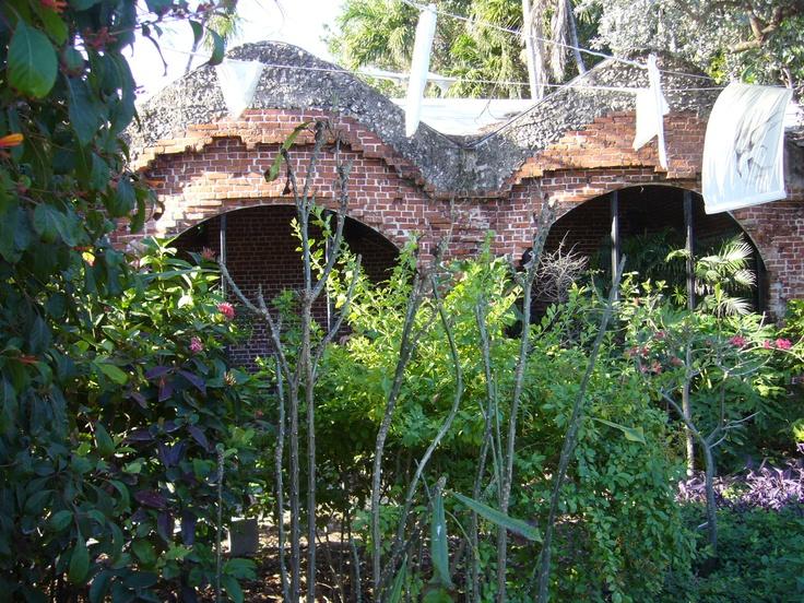 Key West Backyard Ideas : Key West historic garden  Garden Ideas  Pinterest