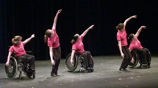 wheelchair+dancing | Neil Peterson's Personal Blog