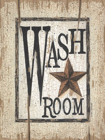 Primitive signs sayings wash room primitive country framed wall