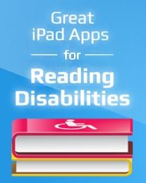 best ipad apps reading disabilities