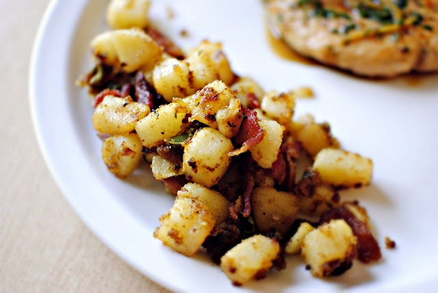 bacon potato hash...yummy | Now We're Cookin! | Pinterest