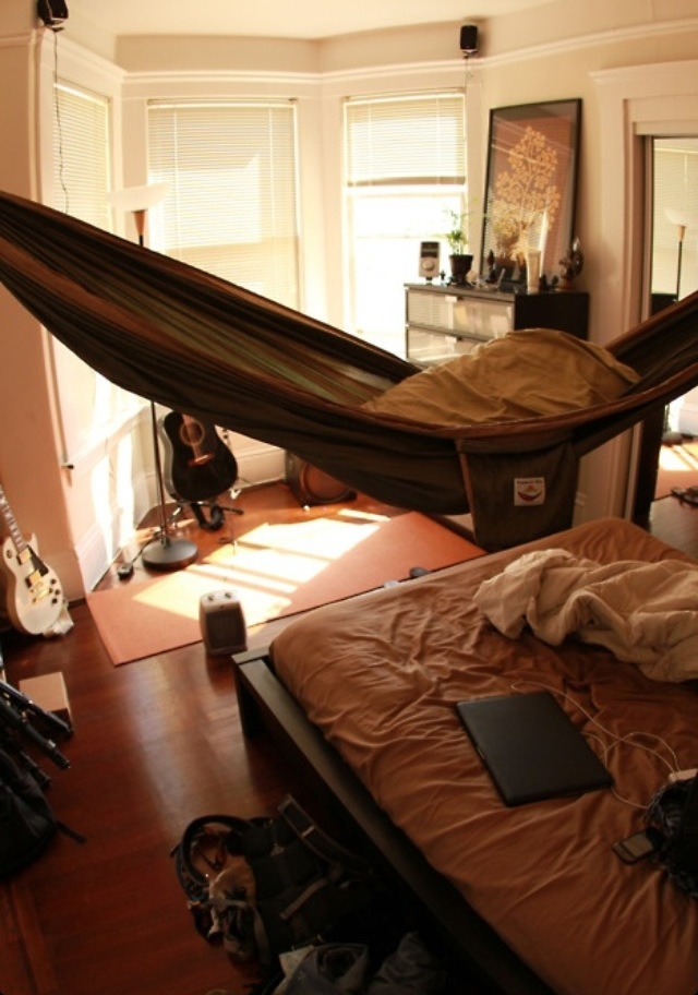 hammock room home pinterest