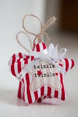 Candy Stripe Decoration