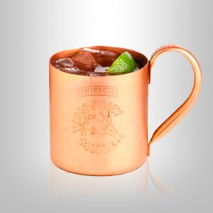 Behind the Drink: The Moscow Mule | Window Shopping | Pinterest