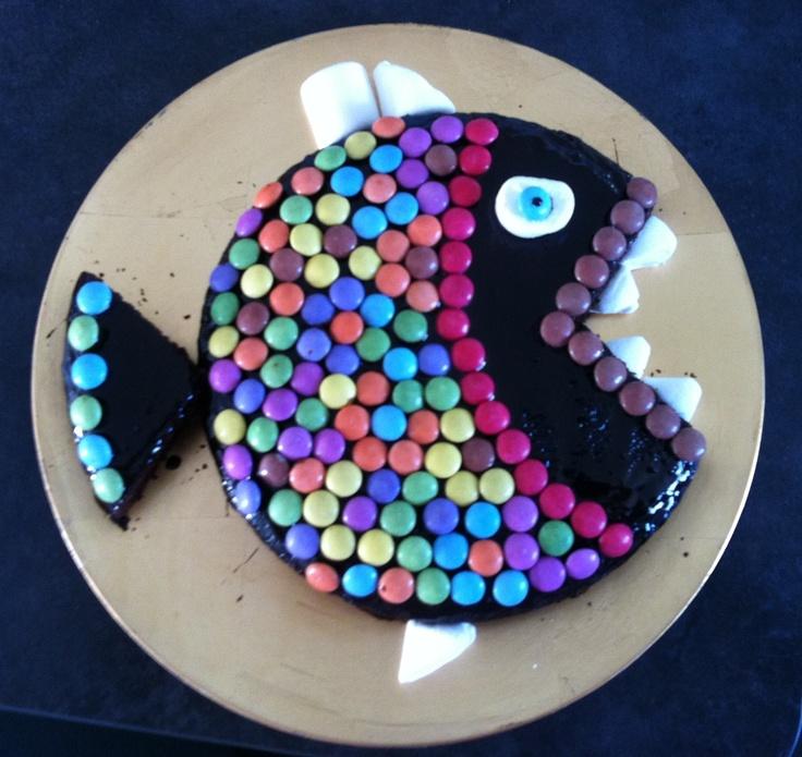 Le g teau poisson miam cuisiner pour les enfants for Poisson a cuisiner