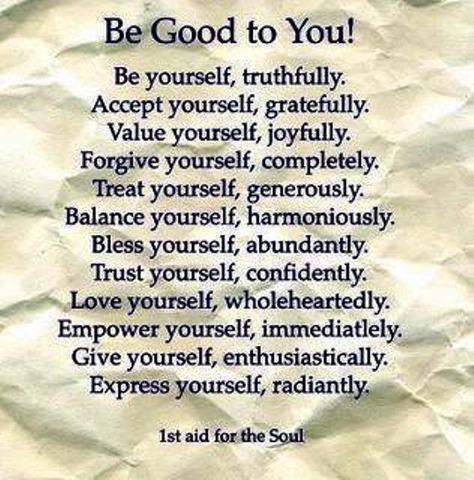 bre good to you