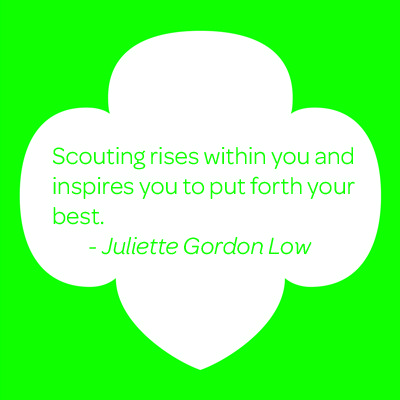 girl scout quotes quotesgram