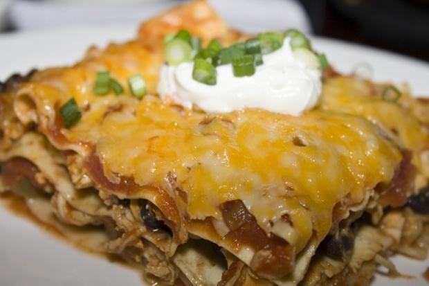 Tex Mex Lasagna!! | Savory | Pinterest