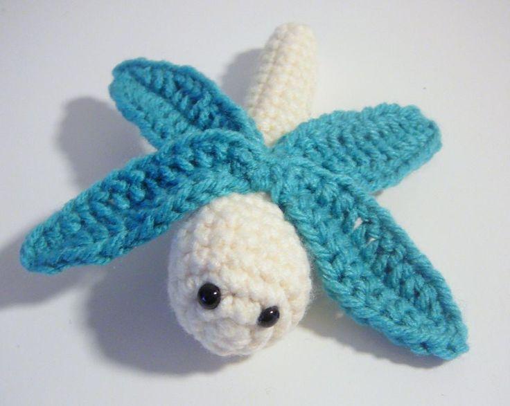 Crocheting Stuffed Animals : Amigurumi Dragonfly Crochet Stuffed Animals Pinterest