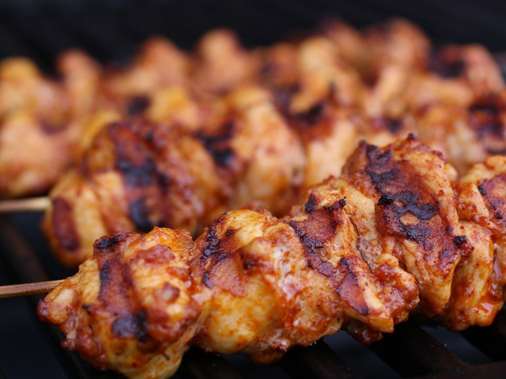 Chicken Kabob Job