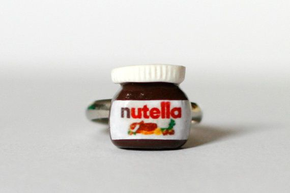 Nutella Ring | 30 Itty-Bitty Foods That Look Good Enough To Eat
