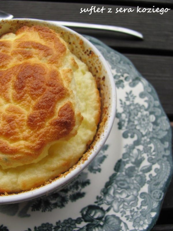 Goat cheese souffle | In my kitchen (own pics) | Pinterest